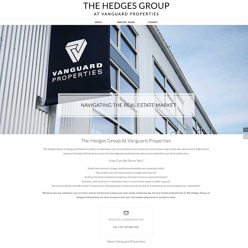The Hedges Group at Vanguard Realty