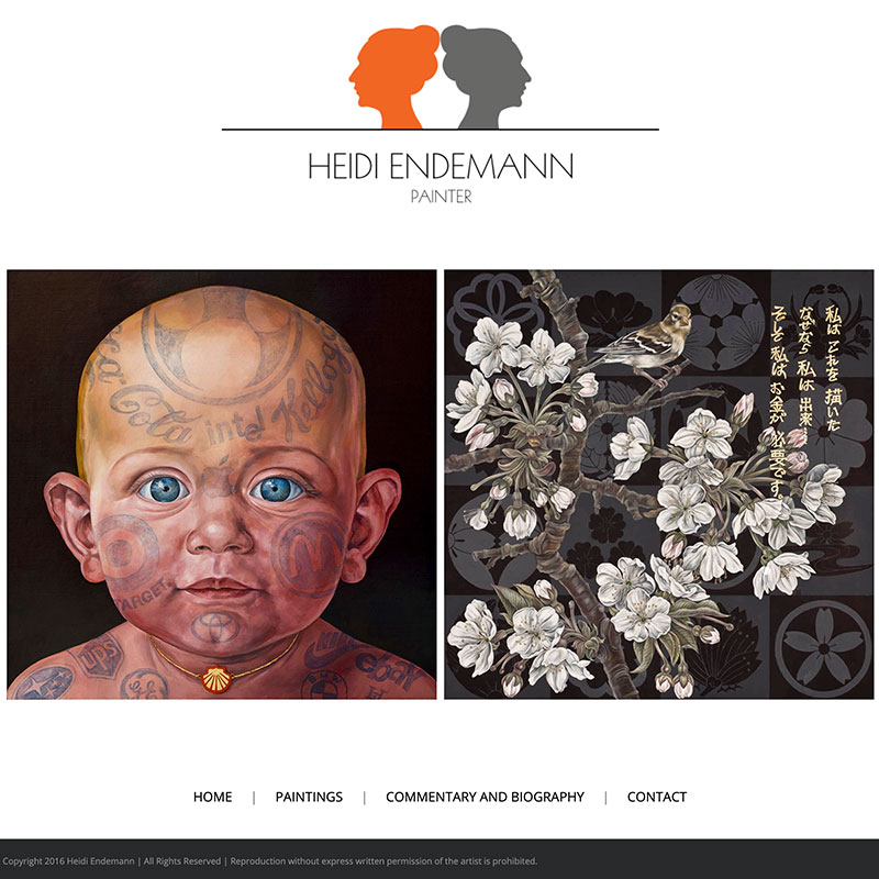Heidi Endemann Artist
