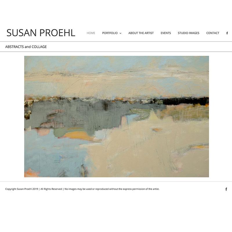 Susan Proehl Artist